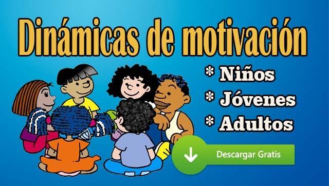 Dinámicas de motivación para niños jóvenes y adultos