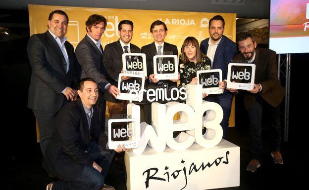 GNOSS gana el premio web Rioja 2017
