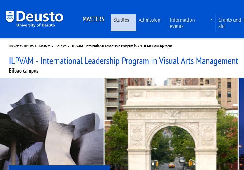 GNOSS interviene en el International Leadership Program in Visual Arts Management
