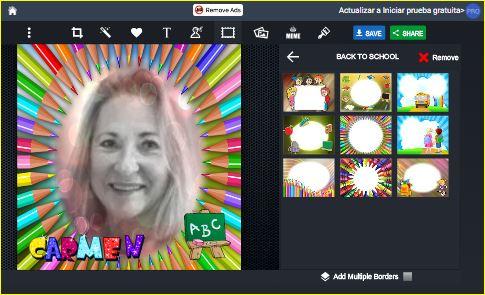 PiZap Photo Editor, creando imágenes originales