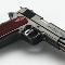 Pistola de airsoft con cañón trucao