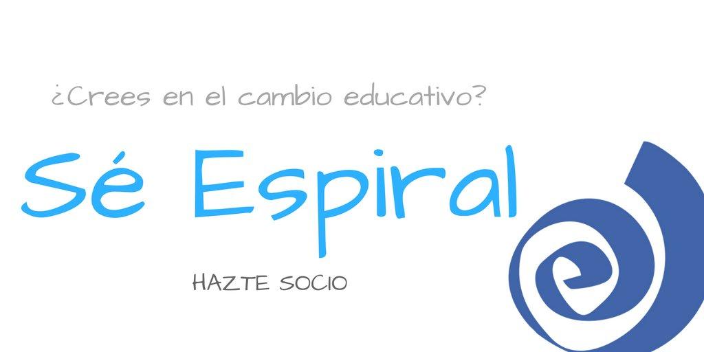 Hazte soci@ Espiral