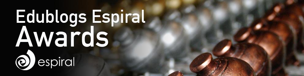 XI Prêmio Spiral Edublogs 2017