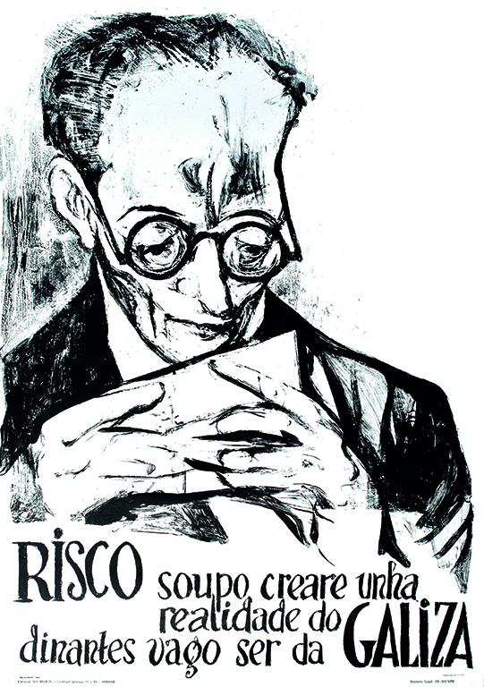 Ilustración del autor Vicente Risco