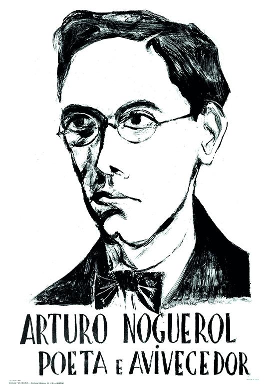 Ilustración del autor Arturo Noguerol
