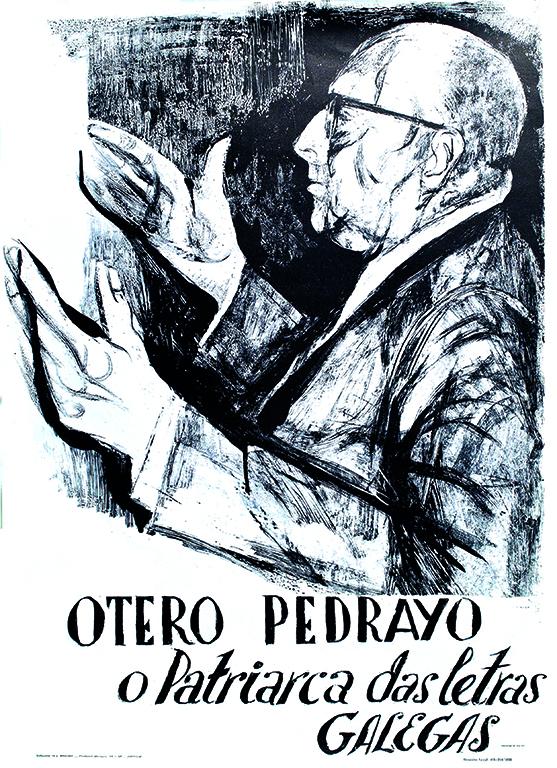 Ilustración del autor Otero Pedrayo