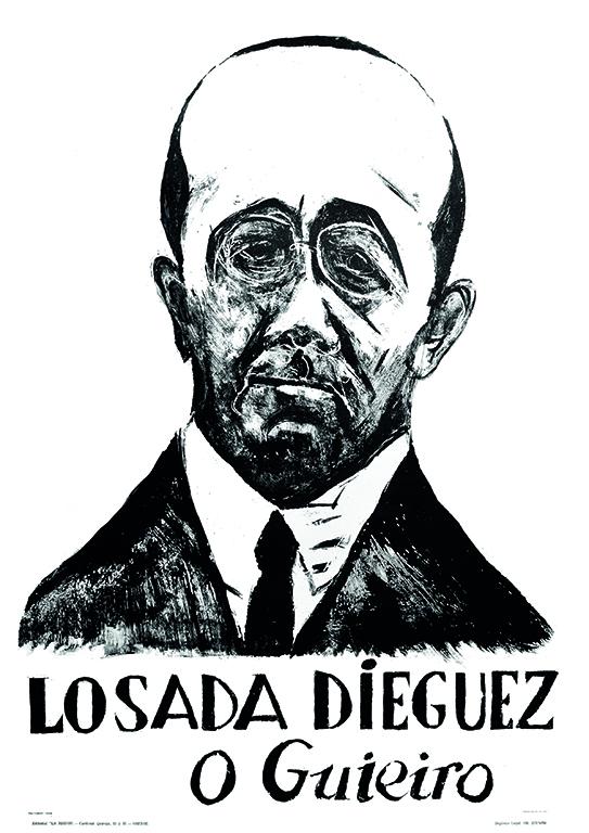 Ilustración del autor Losada Dieguez