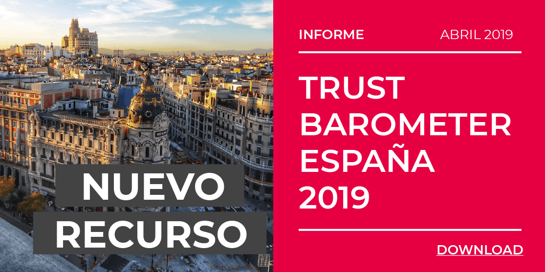 Trust Barometer España