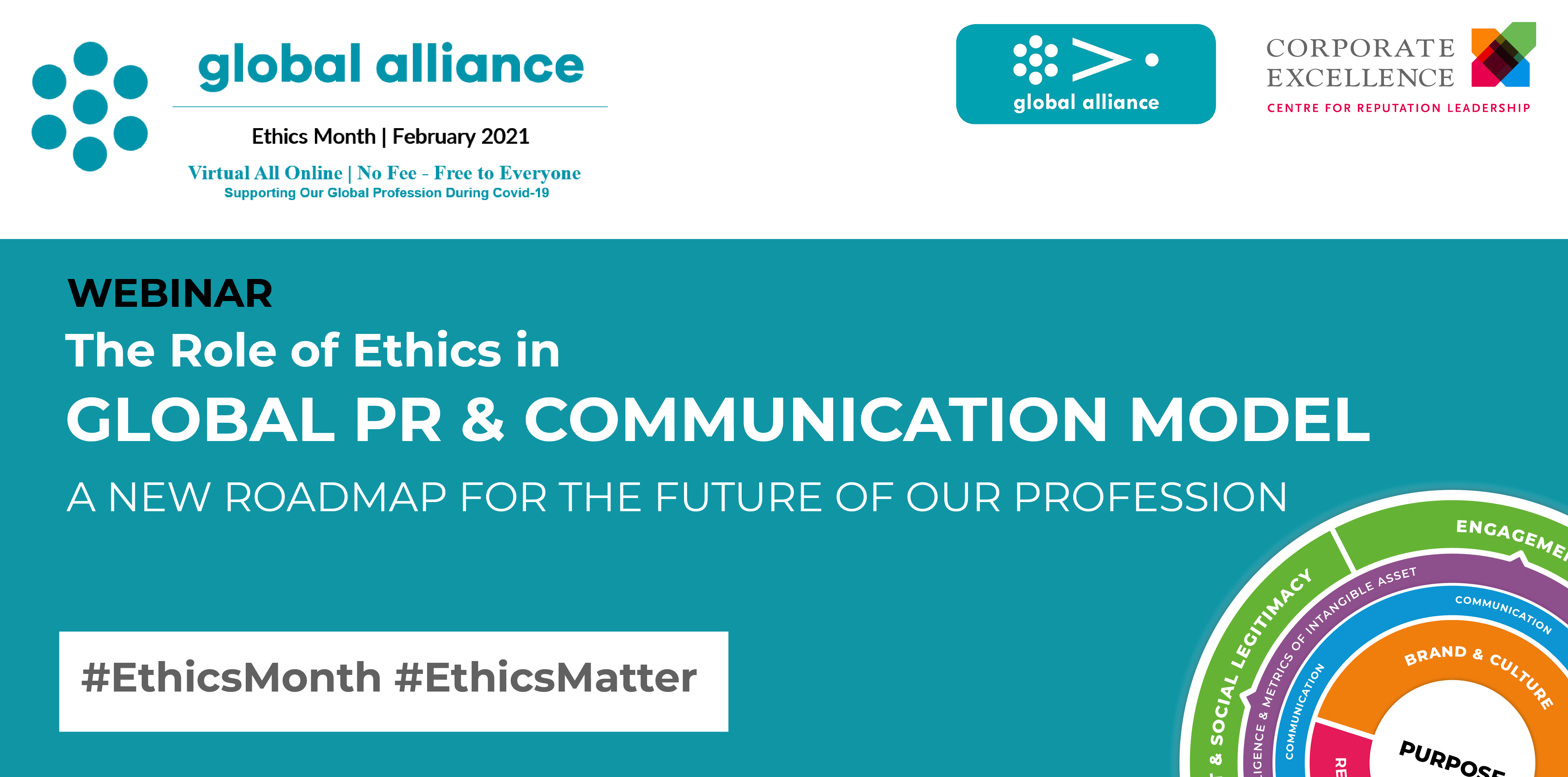 The Role of Ethics in 2021 Global PR & Comms Model