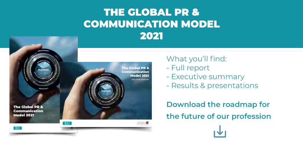 PR & Comms Model