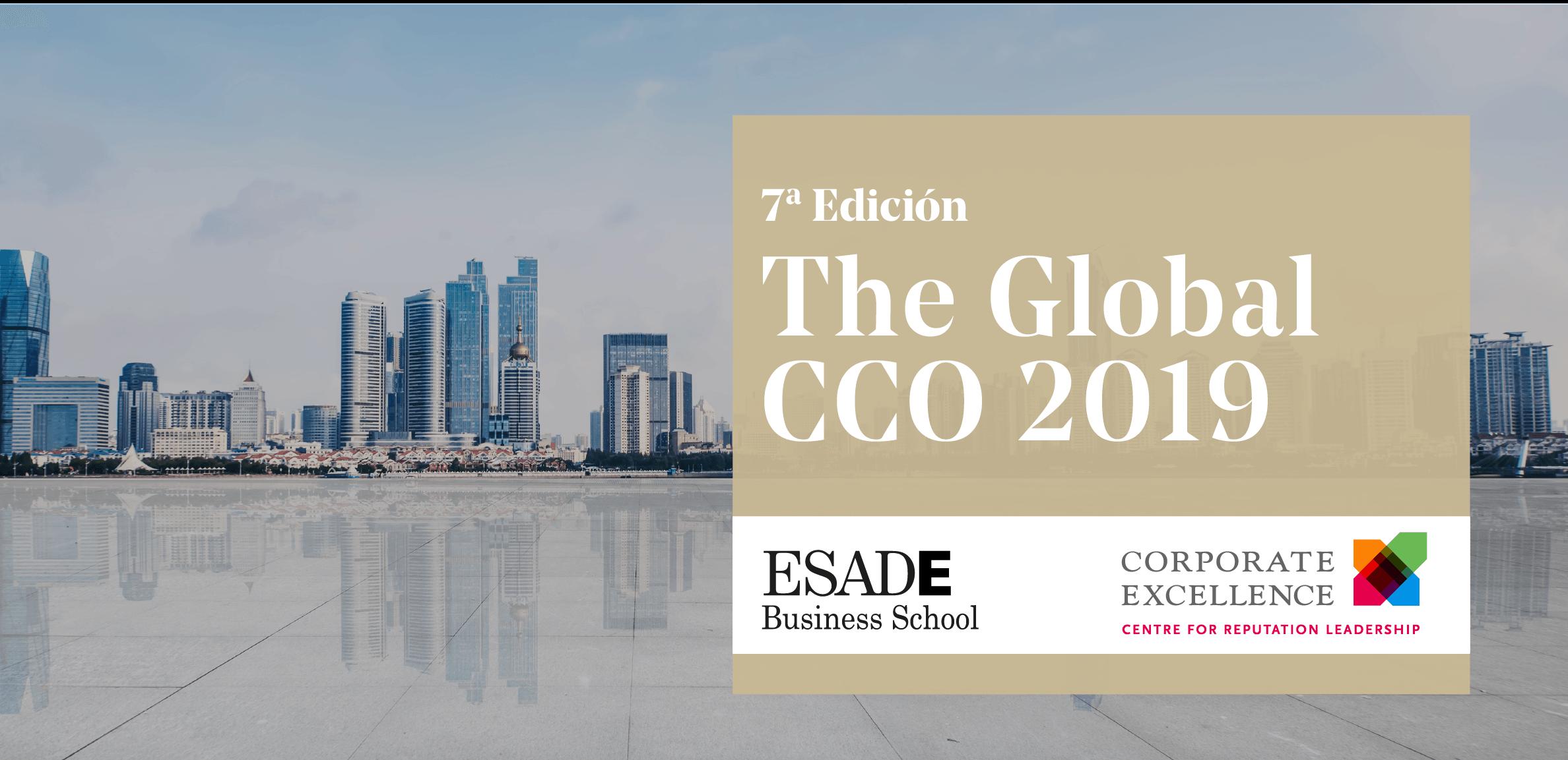 The Global CCO 2019