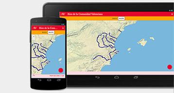Spielen Sie, um Geografie mit den am häufigsten verwendeten Karten in Schulen zu lernen