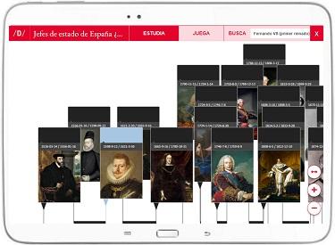 Estudia la historia universal, del arte, literatura, ciencia y más