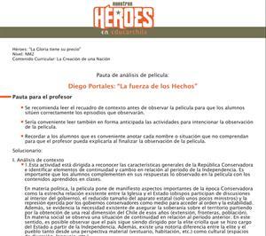 Guía película Portales -NM2- (Educarchile)