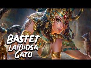 Bastet, la diosa gato