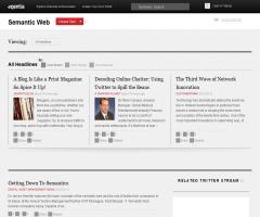 Eqentia semantic web portal