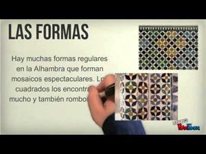 La Alhambra y las matemáticas