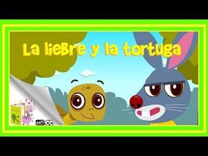 La liebre y la tortuga (cuento infantil)