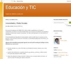 Universidades y Redes Sociales