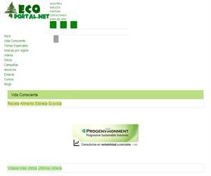Glosario de términos ambientales (EcoPortal.net)