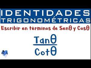 Identidades Trigonométricas Simplificación | Ejemplo 2