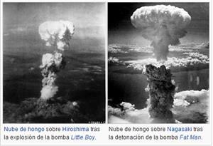 70 años de las bombas atómicas sobre Hiroshima y Nagasaki