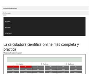 Una calculadora online práctica y sencilla para estudiantes