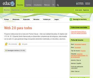 Web 2.0 para todos
