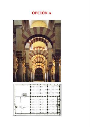 Examen de Selectividad: Historia del arte. Canarias. Convocatoria Julio 2013