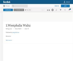 WestphaliaWaltz paso a paso