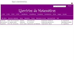 Progresiones aritméticas (ematematicas.net)