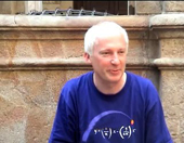 Marcus du Sautoy, Premi Berwick de la London Mathematical Society 2001 (Edu3.cat)