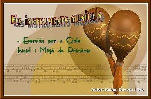 Els instruments musicals