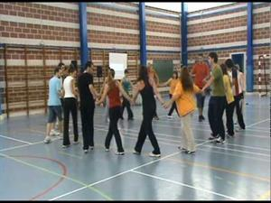 TzadikKatamar, danza de Israel -cursos de verano de la Universidad de Cantabria-