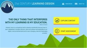 21st Century Learning Design App