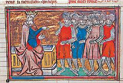 Las cruzadas (siglo XI - XIII)