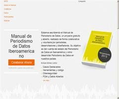 Manual de Periodismo de Datos (proyecto colaborativo)