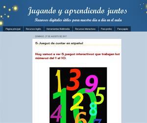 5 juegos de contar en español