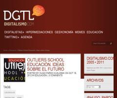 Outliers School Educación