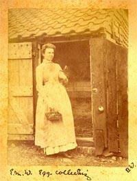 Elena Whishaw, una mujer polifacética