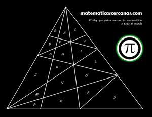 ¿Cuántos triángulos hay dibujados en la imagen?
