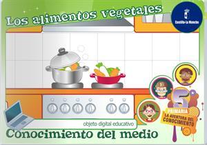 Los alimentos vegetales (Cuadernia)