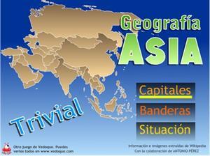 Trivial político de Asia (vedoque.com)