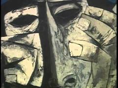La obra del artista ecuatoriano Oswaldo Guayasamín