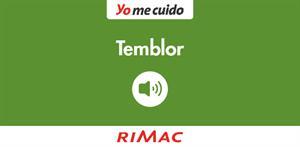 Temblor: audio (PerúEduca)