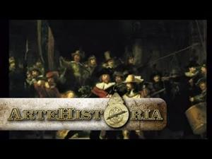 La ronda de noche, de Rembrandt (Artehistoria)