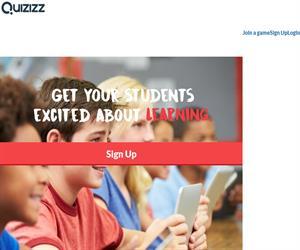 Quizizz: Cuestionarios Divertidos en Clase Multijugador