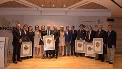GNOSS recibe el Premio Mercurio 2018 en la categoría de empresa innovadora e iniciativa empresarial (21/6/2018)