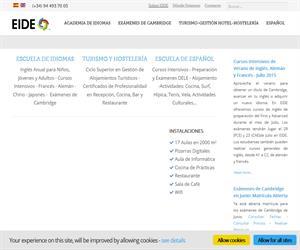 El blog del español (eide.es)