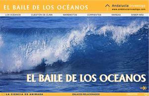 El baile de los océanos